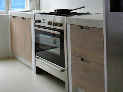 Eiken Houten Fronten Op Ikea Keuken Plaatsen En Keuken Monteren