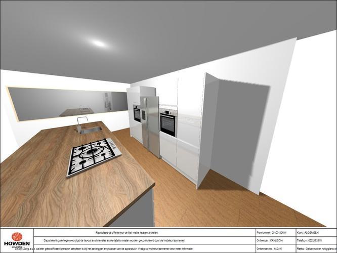 Plaatsen Howden Keuken In Amstelveen Werkspot