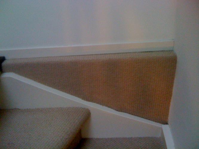 Trap Tapijt Verwijderen : Tapijt verwijderen trappen nieuwe ondervloer en tapijt leggen