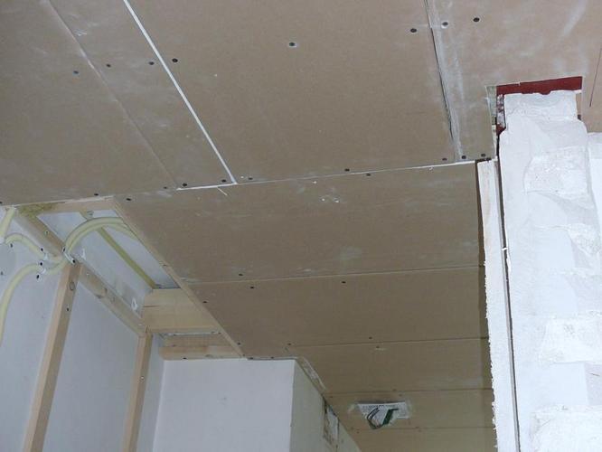 30 m2 gipsplaten plafonds en wanden stucen werkspot
