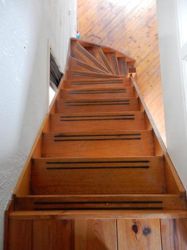 houten vloeren houten trap schuren en lakken beitsen