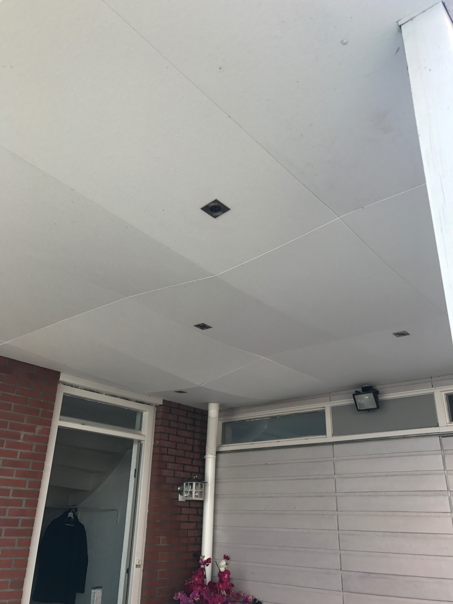 Carport plafond maken - Werkspot