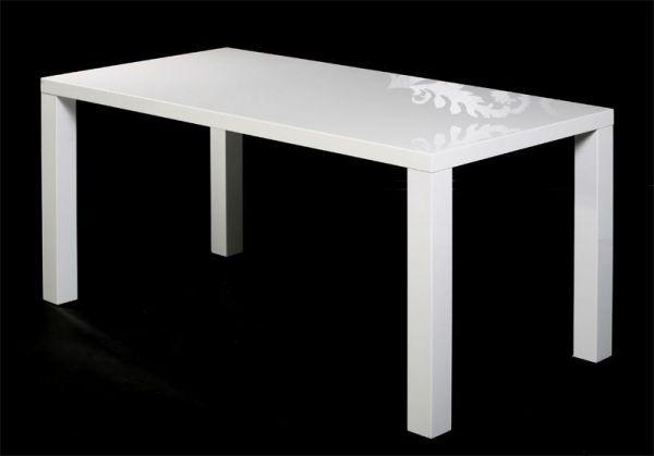 Ikea bijzettafel hoogglans wit archidev