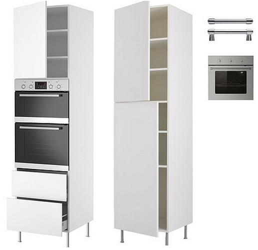 2 Hoge Kasten Met Inbouw Oven Werkspot