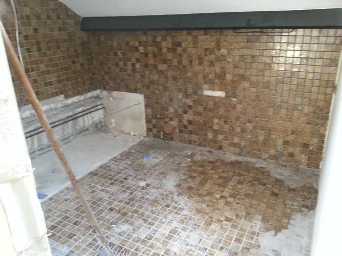 leidingen en afvoer huis in verbouwing - werkspot, Badkamer