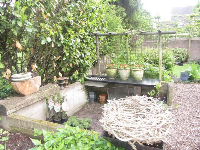 zitkuil in tuin aanleggen werkspot