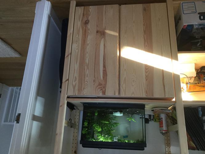 Verstevigen Plank Ikea Ivar Kast Met Metalen Strips Oid