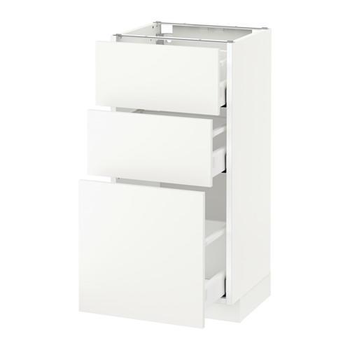 Complete montage 3 Ikea ondiepe keukenkasten + werkblad +afwerking ...