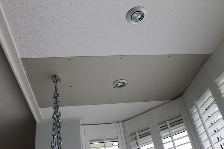 plafond erker spacken werkspot