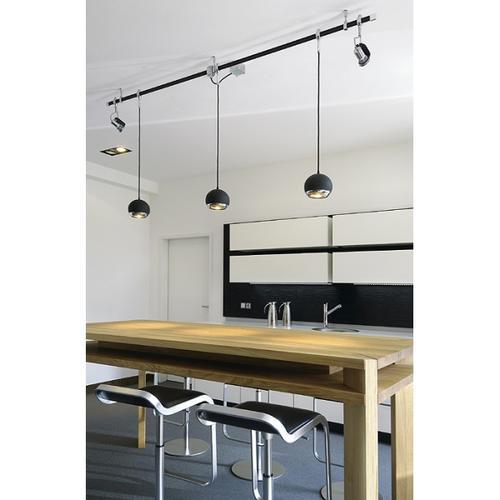Ophangen en aansluiten Easytec II railverlichting - Werkspot