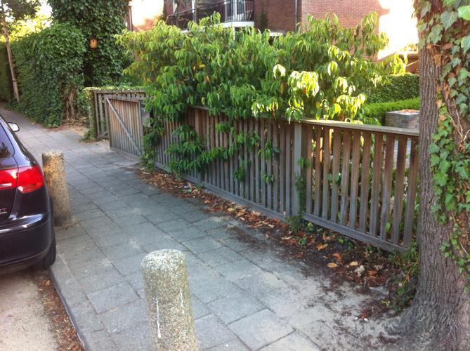 Houten Hekwerk Tuin : Houten hekwerk tuin werkspot