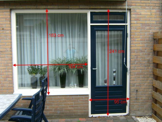 rolluik voor woonkamerraam en deur - werkspot, Deco ideeën