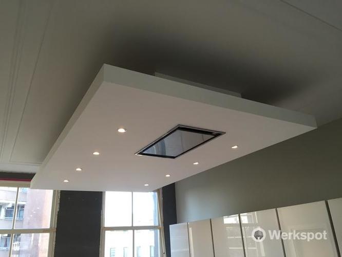 Plafond badkamer Welke plafondbekleding kiezen