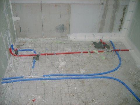 badkamer aanleggen - Werkspot