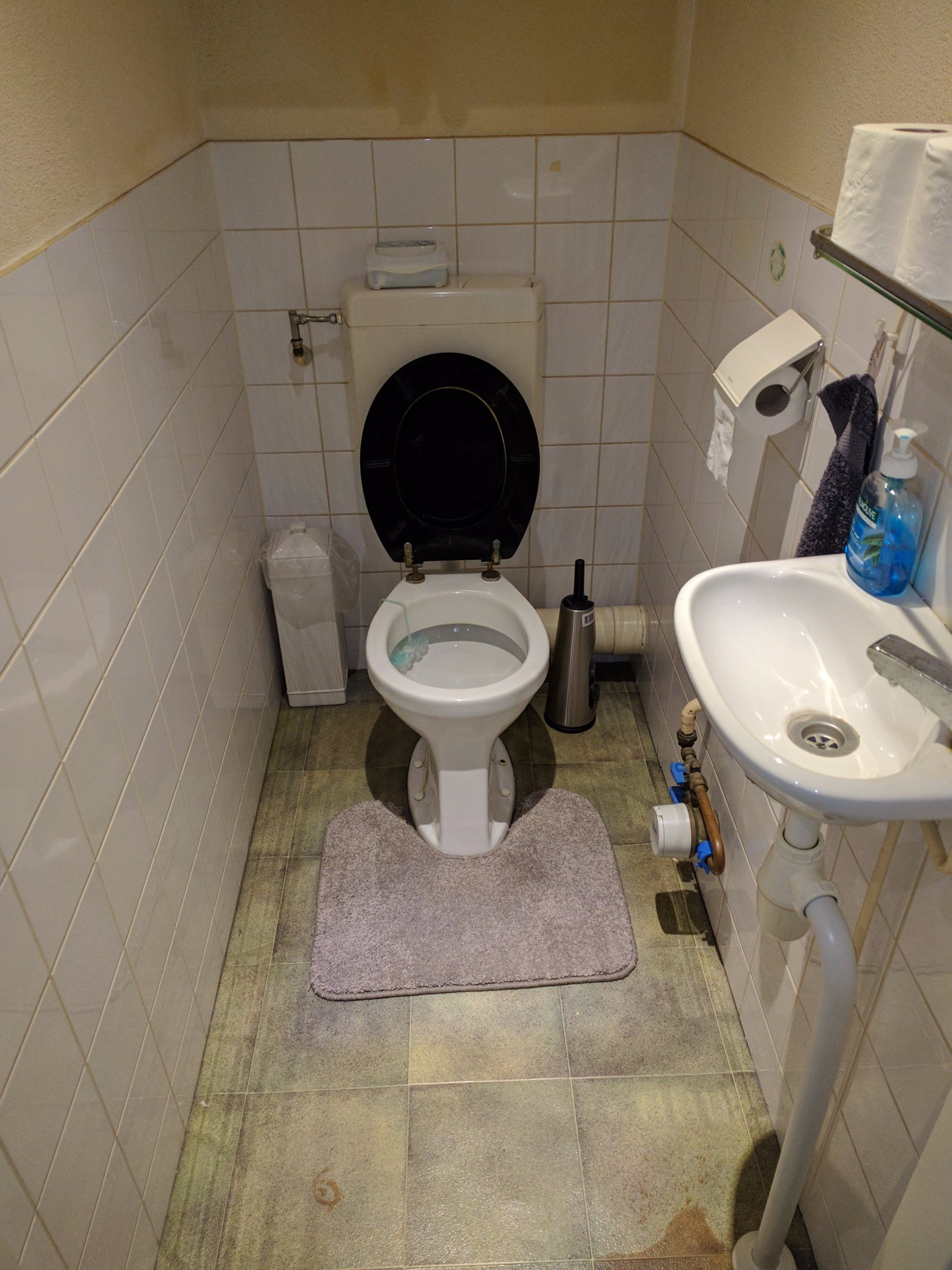 Toiletruimte Renoveren Tegels Leggen Werkspot