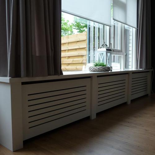 Radiator ombouw en bijpassende vensterbanken - Werkspot