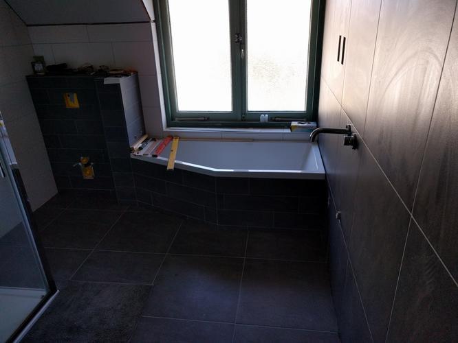 Badkamer wc en keuken kitten werkspot