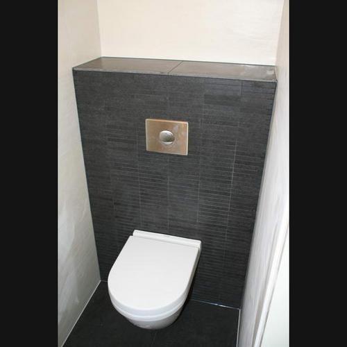Toilet geheel opnieuw betegelen sanitair behouden werkspot - Tegels voor wc foto ...