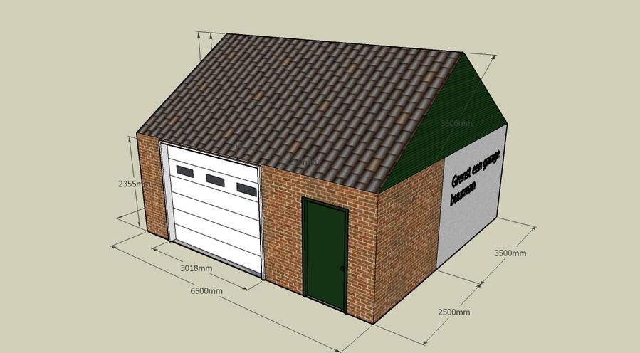 Bouwen Garage Kosten : Wat kost een garage aanbouwen elegant wat kost garage bouwen wat