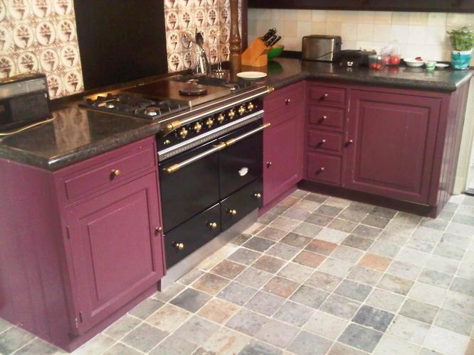 Zelf Keuken Schilderen : Keuken schilderen werkspot
