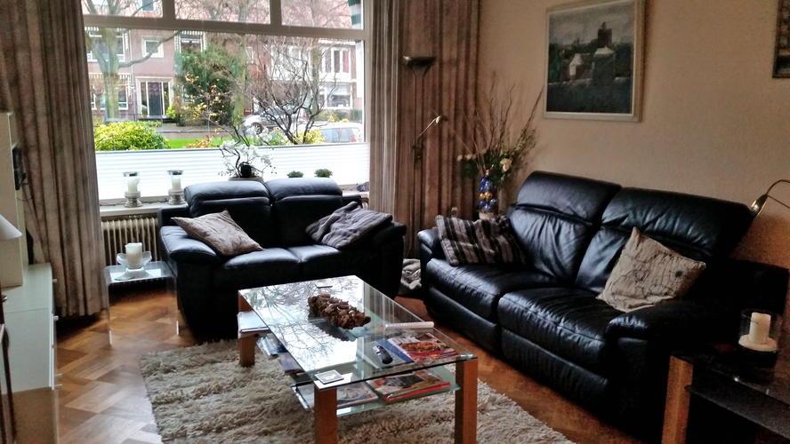 Styling Advies kleurstelling en materiaal na verbouwing woonkamer e ...