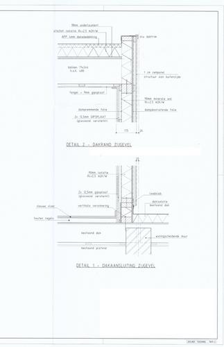 Dakopbouw model 39 schoenendoos 39 op plat dak werkspot for Vaste trap ipv vlizotrap