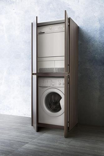 Wasmachine Droger Meubel Werkspot