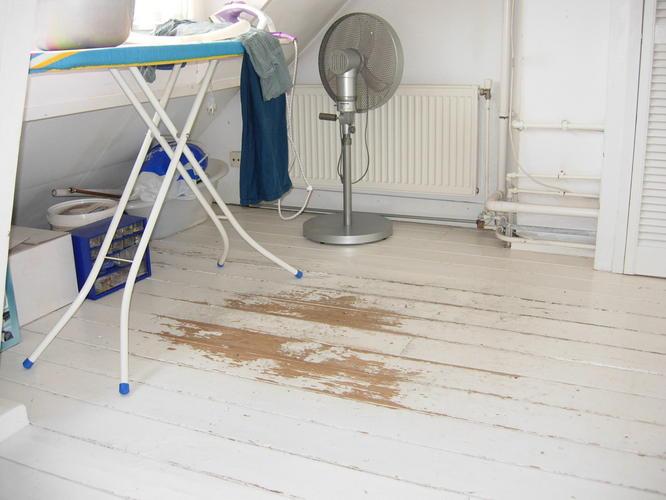 Vloer laten leggen over oude houten vloer werkspot