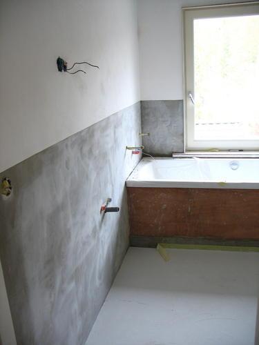 Badkamer betegelen na verwijderen beton stuc werkspot for Betonstuc zelf aanbrengen
