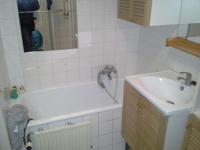 verbouwen kleine badkamer - werkspot, Badkamer
