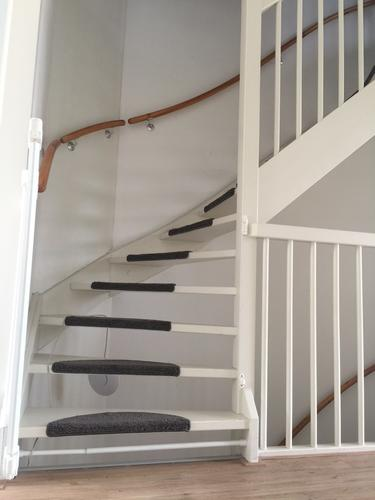 kraakvrij maken open en gesloten trap huis 2009 werkspot