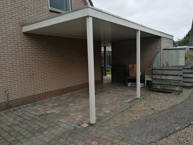 Opgave van kosten van het ombouwen van een carport naar kamer werkspot