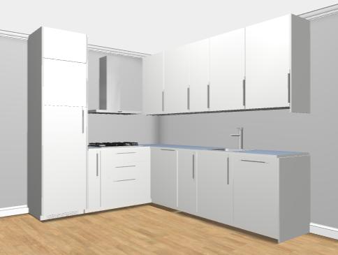 Keukenkast Ophangen Ikea : Bovenkast keuken ikea