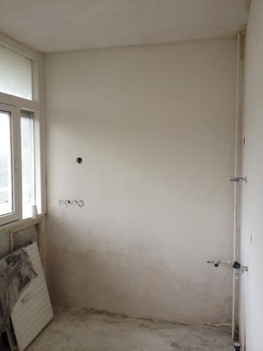 Keuken en plafond badkamer schilderen - Werkspot