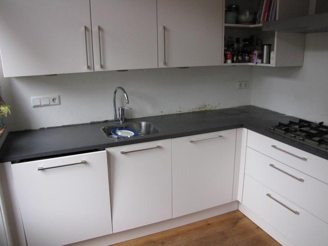 Keuken Verven Ikea : Achterwand keuken schilderen