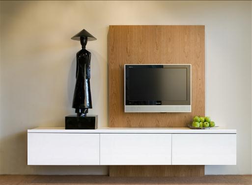 Zwevend dressoir wit hoogglans   Werkspot