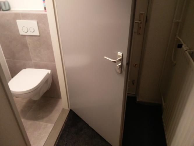 Radiator Voor Toilet : Radiator plaatsen in toilet werkspot