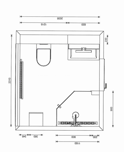 Badkamer en toilet renovatie - Werkspot