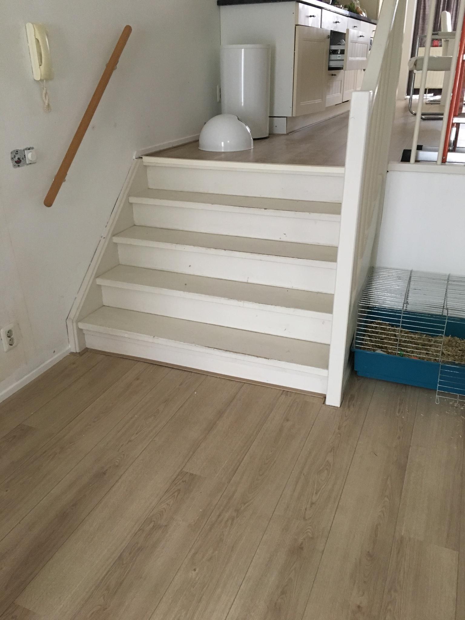 Nieuwe trap plaatsen werkspot for Plaatsen trap