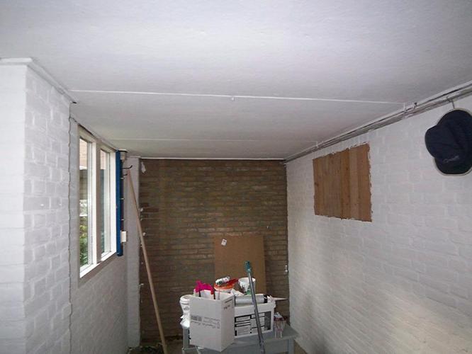 Fabulous Zachtboard plafond vervangen door gipsplaten - Werkspot UY79
