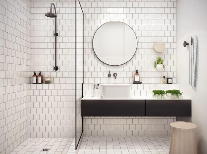 Budget Badkamer Nuenen : Kleine badkamer m moderniseren budget ± all in te