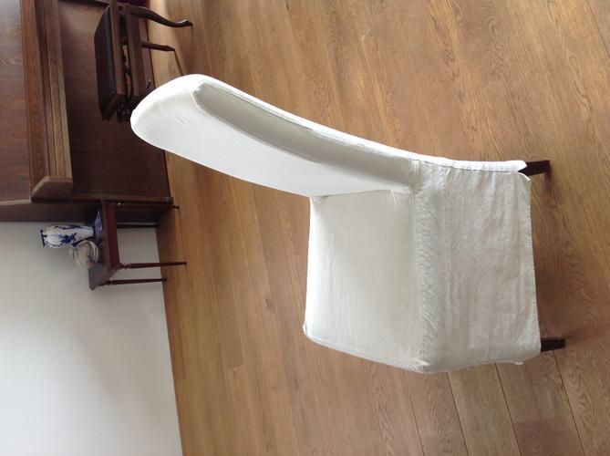 6 stoelhoezen voor mobitec eetkamerstoelen werkspot for Stoelhoezen eetkamerstoelen
