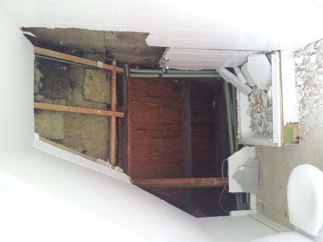 Installatie badkamer 7m2 werkspot
