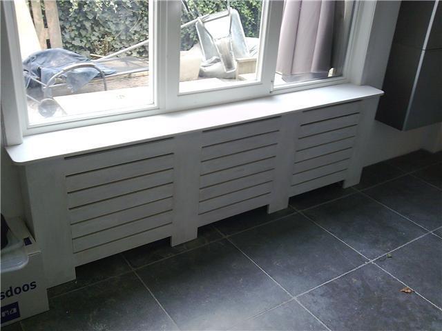 Plaatsen vensterbank en kachel ombouw werkspot for Vaste zoldertrap incl plaatsen en inmeten