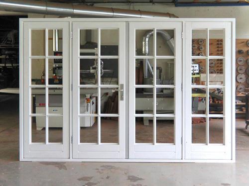 Breedte Openslaande Deuren : Nieuw buitenkozijn met openslaande deuren werkspot