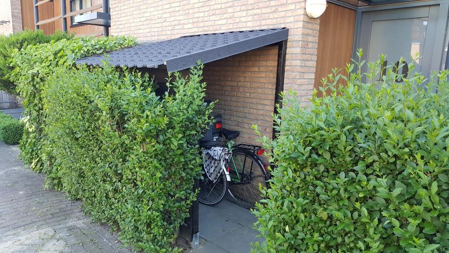 Geliefde Afdak voor fietsen voortuin - Werkspot @RD47