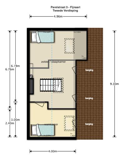 Extra slaapkamer op zolder maken - Werkspot