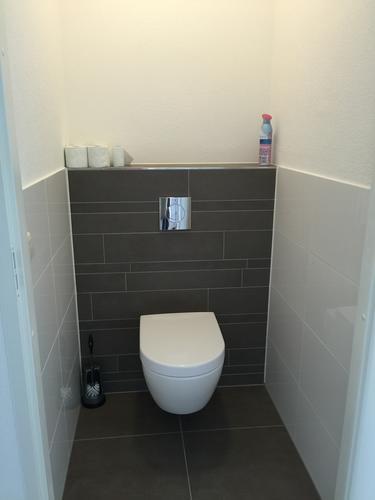 Inrichten badkamer en toiletten (2x) nieuwbouwwoning - Werkspot