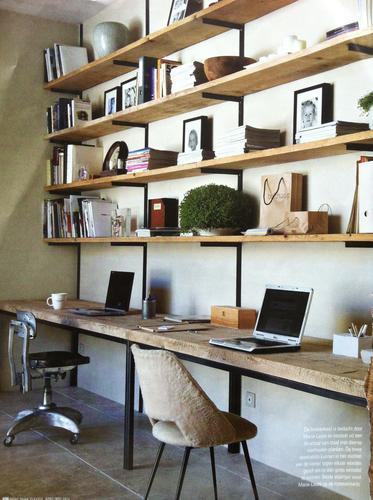 Bureaukast Maken Van Hout En Metaal Werkspot