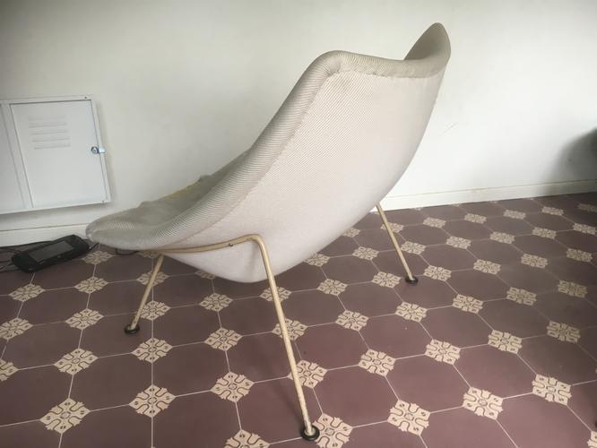 Stoel Stofferen Prijs : Bekleden twee artifort oyster stoelen werkspot